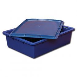 Ящик сырково-творожный, с крышкой Арт. 306.