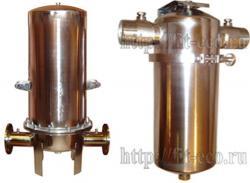 Фильтр промышленный очистки воды, смесей