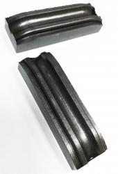 Контактные вставки угольные ВТЛ и металлокерамические . ..