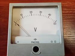 Приборная головка измерительная М42100.