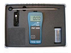 РН метр pH 3000 STEP измеритель солей в почве из Германии.