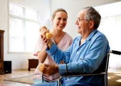 Восстановление после инсультов на дому у пациента