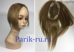 Накладные волосы челки и накладки полупарики
