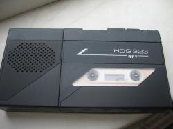 Диктофон ГДР RFT HDG-223 1988 год