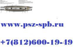 Муфты соединительные-1 ПСТ 10 185-400 G