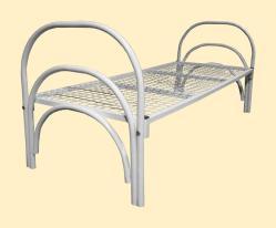 Кровати для санаториев, металлические кровати трехъярусные