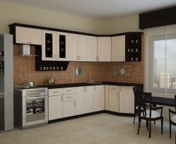 Кухня Беларусь-3 Угловая, правая - левая