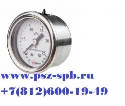 Манометры общетехнические пылевлагозащищенные ДМ8008-ВУф . ...