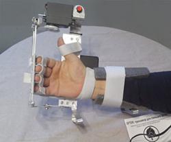 Тренажер Бутон для пальцев рук после инсульта.