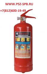Огнетушитель порошковый ОП-2 з ABСЕ