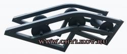 Ролик кабельный угловой РКУ 3-120А