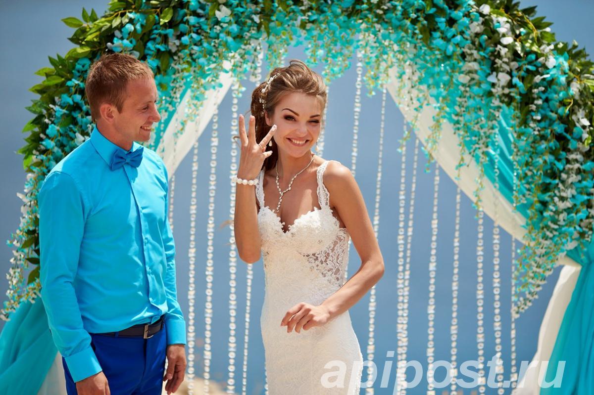Свадьба для двоих в Крыму и Севастополе - СЕВАСТОПОЛЬ
