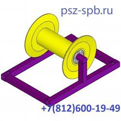 Линейный кабельный ролик РПК 150э
