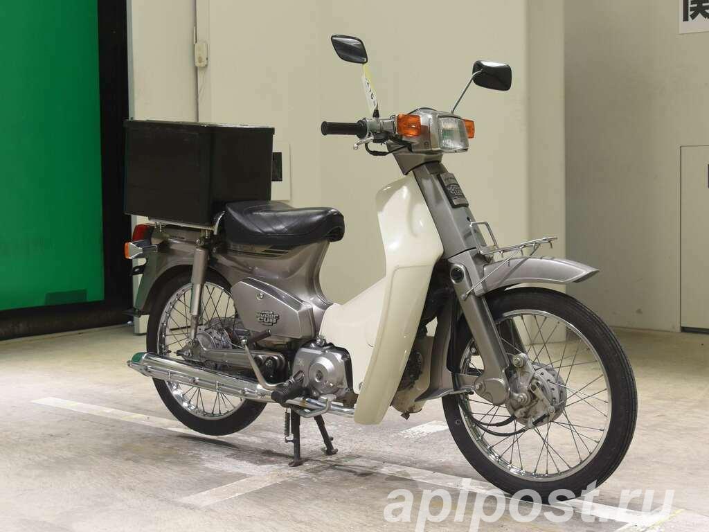 Мотоцикл дорожный Honda Super Cub E рама AA01 скутерета - МОСКВА