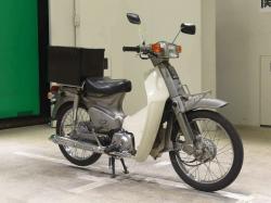 Мотоцикл дорожный Honda Super Cub E рама AA01 скутерета