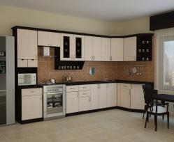 Кухня Беларусь-4 Угловая, правая - левая