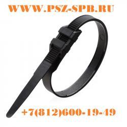 Стяжка кабельная усиленная КСУ 6х180.