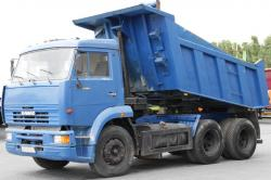 Вывоз мусора и хлама Камаз