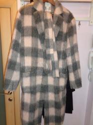 Теплое женское пальто р. 48