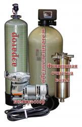 Системы комплексной водоочистки - РесурсКомби