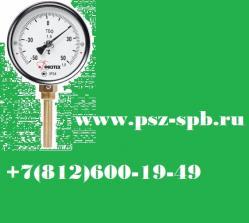 Общетехнические биметаллические термометры ТБф-120 d. 100