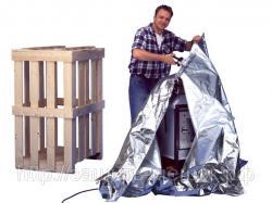 Пленка для упаковки оборудования герметичная