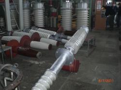 Ввод высоковольтный 110 кВ 220 кВ линейный ГБМЛ, ГМЛА