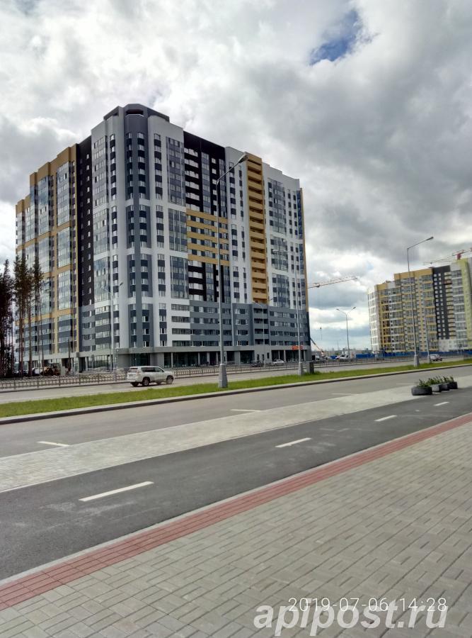 Сдам 1-комнатную квартиру 43 м², на длительный срок - ЕКАТЕРИНБУРГ