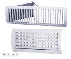 Предлагаем к поставке вентиляционные решетки