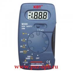 Мультиметр цифровой Модель M300