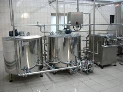 Любое Оборудование для Переработки Молока, Емкости, ВДП....