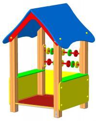 Детские домики, бесдки и теневые навесы о производителя