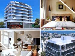Апартаменты площадь 63 м2 Северный Кипр, Кирения
