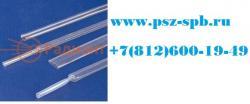 Прозрачная полужёсткая термоусаживаемая трубка Радиант 175Ф