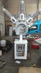 Выключатель элегазовый 35-110кВ ВГБЭ-35, ВГТ-110, ВЭБ-110