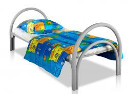 Железные, металлические кровати в пансионаты