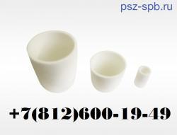 Тигель керамический конический 62 30х74мм, 100мл, Al2O3-99