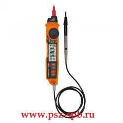 Мультиметр с бесконтактным детектором напряжения