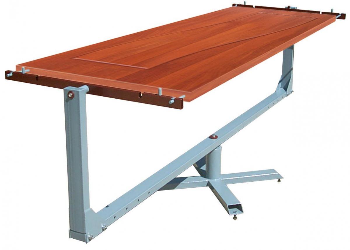 Покрасочный стол для дверных полотен - МОСКВА