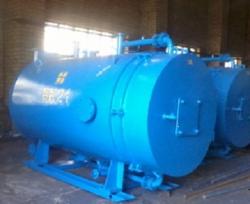 Водогрейный газовый котел КСВа-2,0 ВК-21