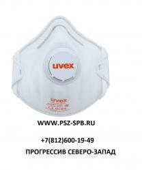 Респиратор UVEX 2220 silv-Air FFP2 NRD с угольным фильтром