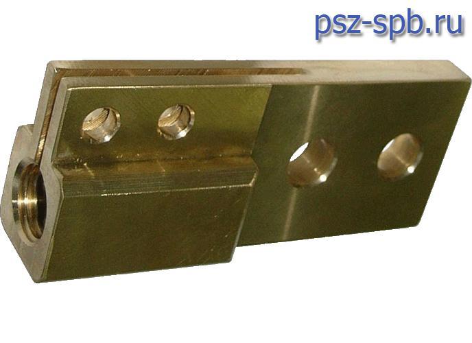 Зажим контактный НН М12 на трансформатор ТМ Г 25, 40, 63,... - САНКТ-ПЕТЕРБУРГ