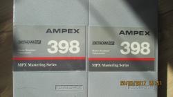 AMPEX 398 видеокассеты BETACAM SP