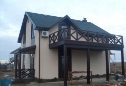 Строительство домов в Крыму под ключ.