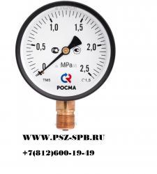 ТМ-510P. 00 0-1-6MРа G1 2-1-05- M2