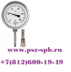 Термометры биметаллические коррозионностойкие ТБф-221