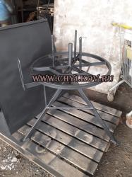 Стойка размотки бухт кабеля СР 1,2-300