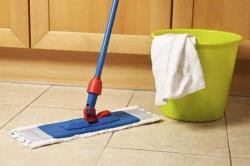 Мытьё полов без выходных