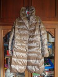 Женское пальто на осень р. 46
