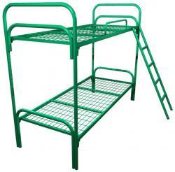 Заказать кровати металлические для строителей